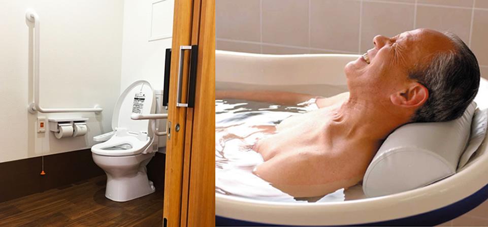 トイレと入浴の福祉用具の選び方
