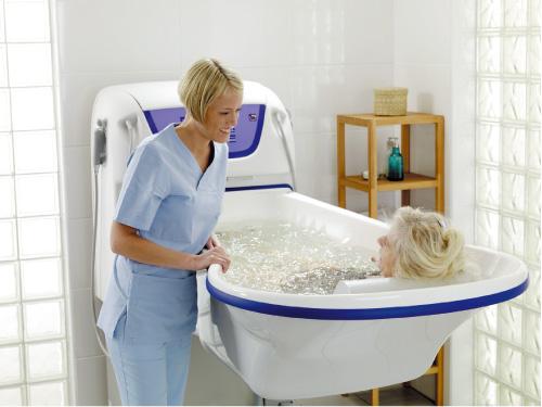 アルジョ 電動昇降式入浴装置 システム2000-Ver2 プレスト
