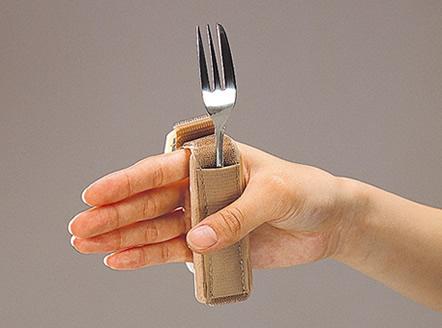 手・指の機能を補助する用具