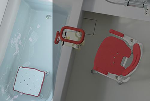 入浴の用具 浴槽台