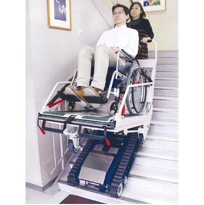 階段昇降車ステアエックス