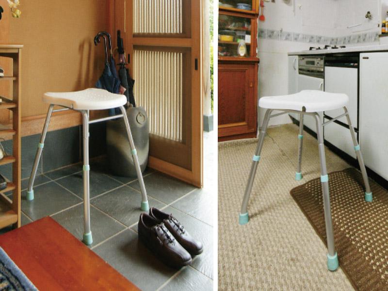 持ち運びやすい椅子ハイスツール