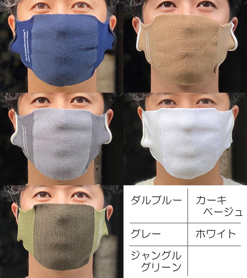 消臭機能付きマスク