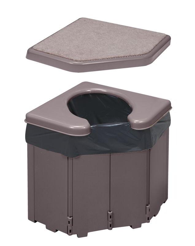 ポータブルコーナートイレ サンコー