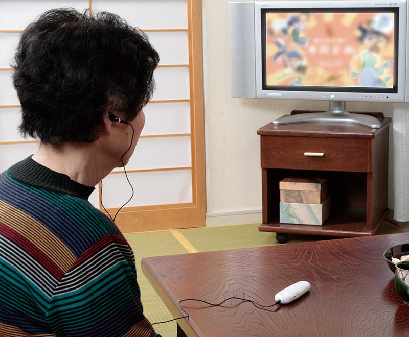 集音器・拡聴器・助聴器