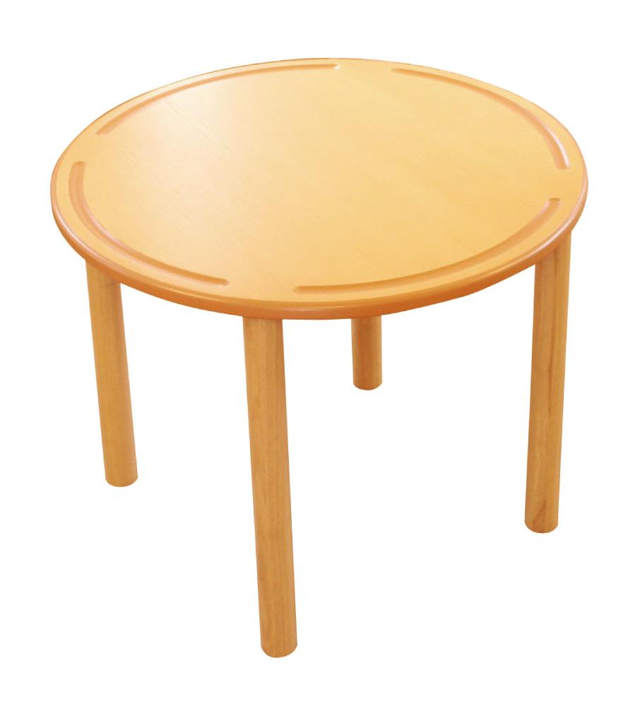 フリーレイアウトテーブル 丸形