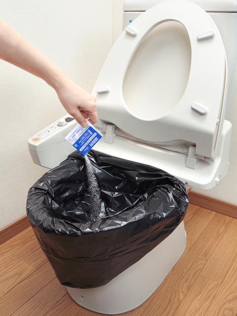 非常用トイレ袋