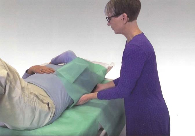 ベッド等での体位変換、移乗に