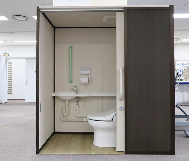 スマートトイレ 標準タイプ 外観