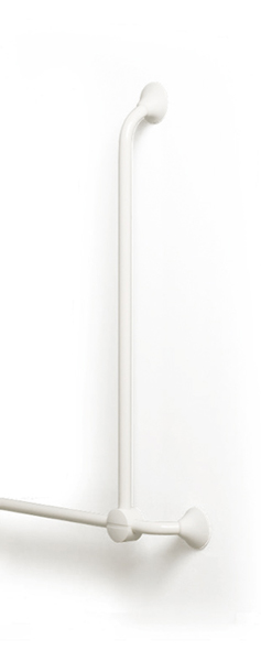 エルゴグリップ手すり コンビネーション(横部分は別売りのエルゴグリップ手すり 直線です)