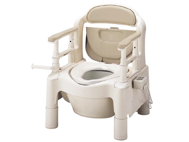 ポータブルトイレ安寿