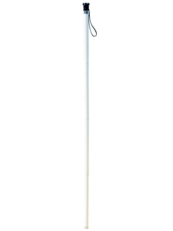 四つ折り式の白杖