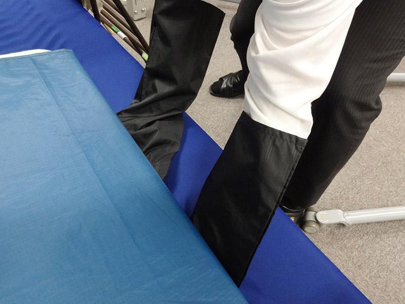 移動介助手袋 移座えもんグローブ : 移乗補助用具 : 移動機器
