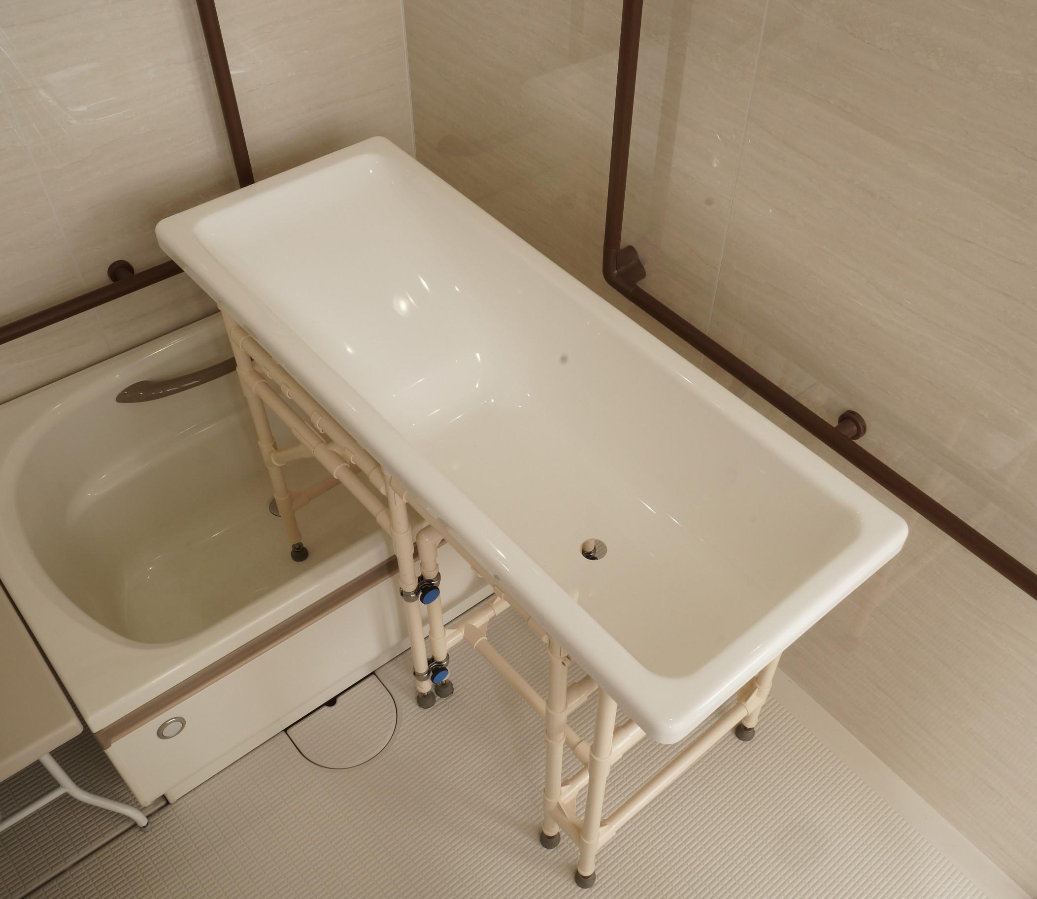 簡易浴槽ミニ バスタブ