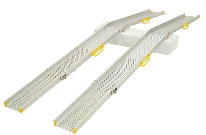 連結スロープ 使用例