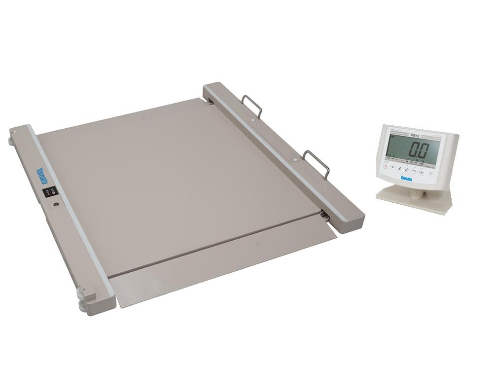 バリアフリー体重計スムーザー セパレート(DP-7500PW-S)