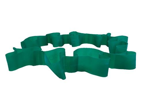 弾性抵抗運動具 セラバンドCLX 9ループ  中 緑