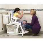 トイレシステム リフトン HTS 豊富な位置決めアクセサリーとカスタマイズ性